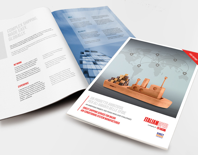 ITALIANSPED – Corporate Brochure