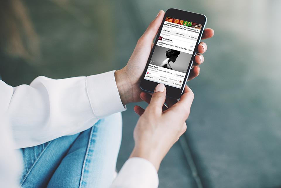 Cosa succede alle strategie social quando il mobile supera il desktop?
