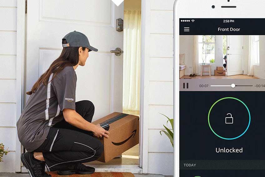 Amazon Key - Consegna in casa anche se non ci sei