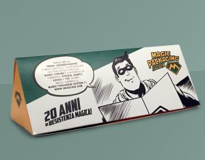 GRAZIANI PACKAGING • Pack Promozionale Magic Corner®