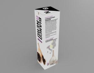 """NERO FERMENTO • Packaging """"Bianco & Nero"""""""
