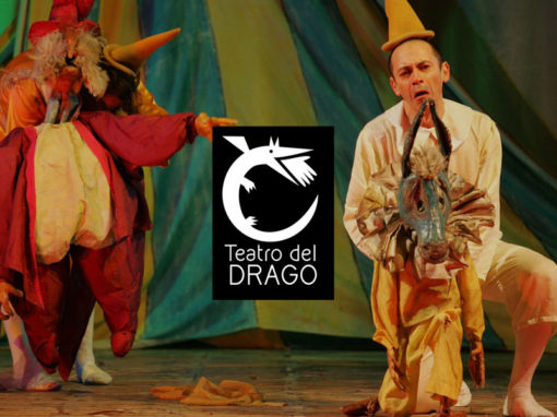 TEATRO DEL DRAGO • Sito Web