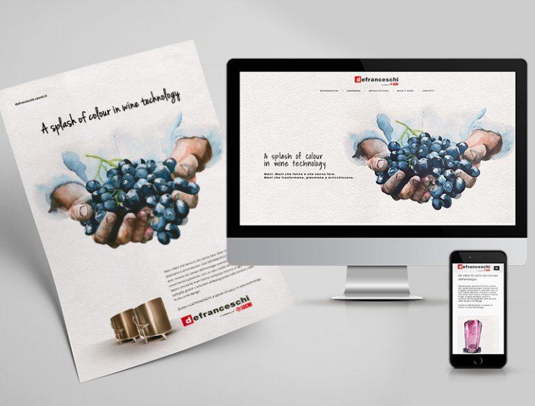 Defranceschi – Nuova immagine e sito