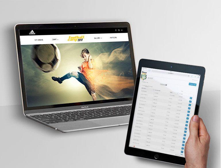 ADIDAS FOOTBALL CAMP – Sonobe® ti fa iscrivere online!