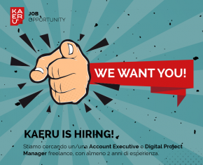 KAERU is hiring!