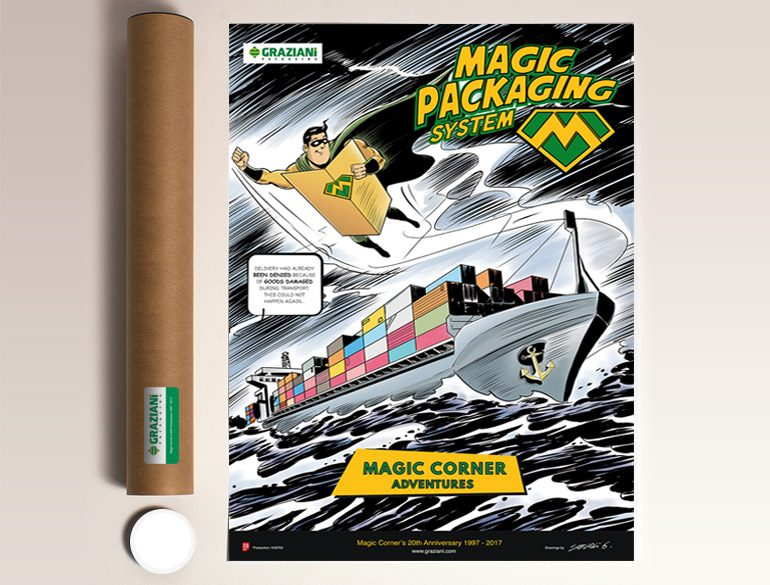 Graziani Packaging – Magic Corner Adventures